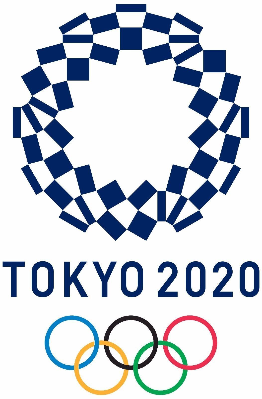 12.99 Tokyo Japan 2020 Olympic Games Rare Logo Print