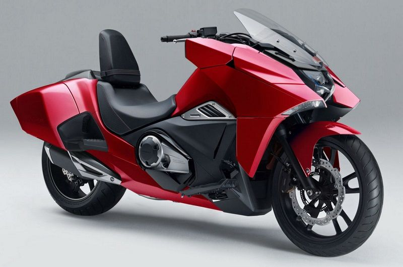 Honda NM4 Vultus has been given a mild reworking to ...