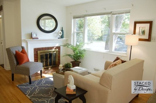 Sherrow | Single Family Home | Staged By Design, LLC | #homestaging