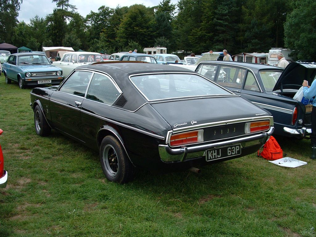 Ford Granada Ford Granada Coupe Mk1 Reviews Prices Ratings