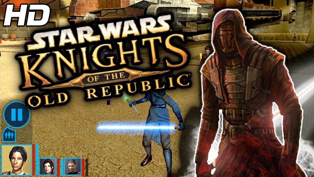 Star Wars Kotor Apk Mod Free Download Unlimited Credits Star