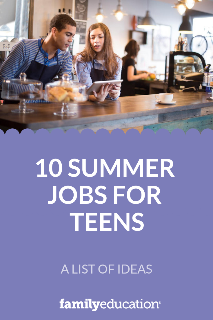 Great Job Ideas for Teens