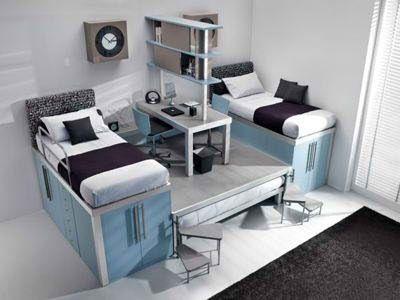 Habitacion Para 2 Ninos