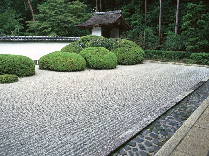 sand garden japanese landscape design | garden | pinterest