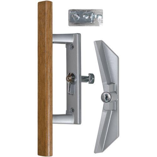 modern sliding patio door handle