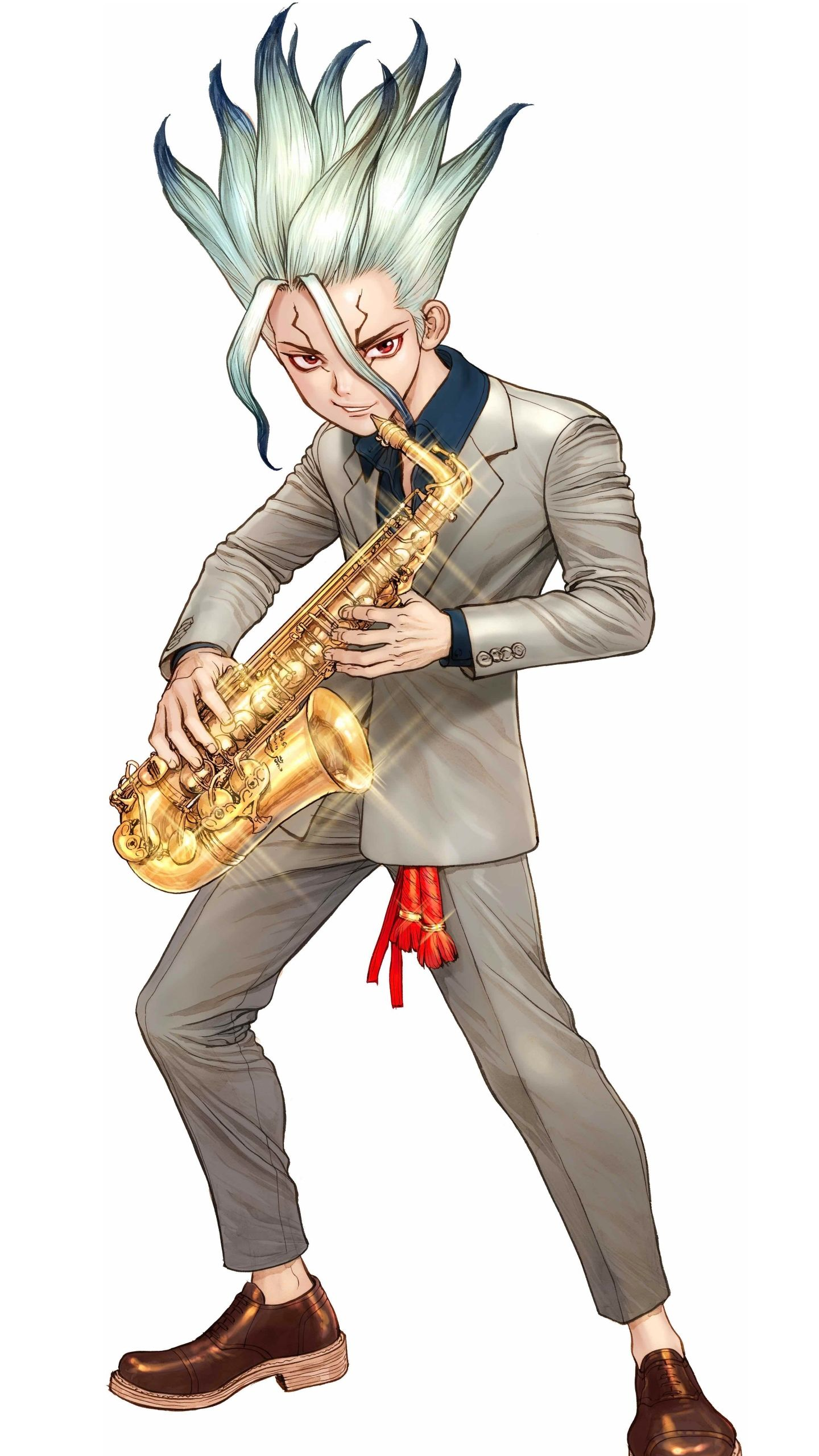 Dr. Stone is anime premiered on Summer 2019 based on manga