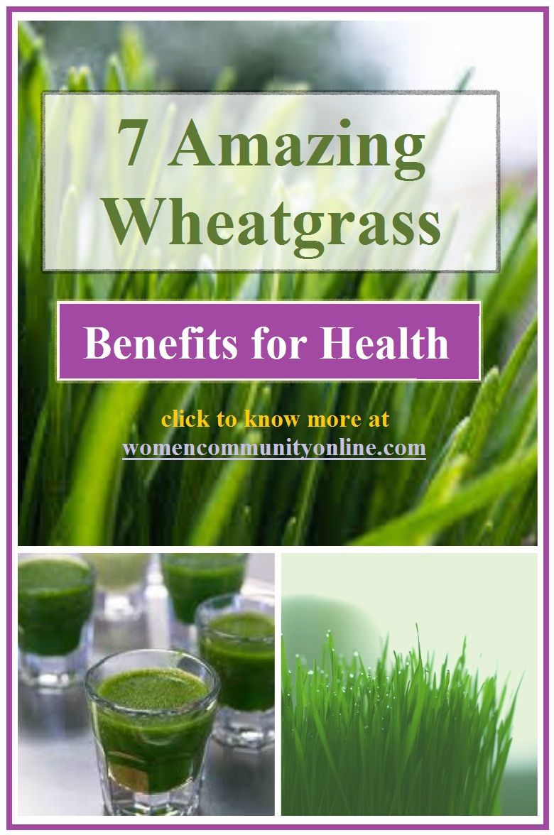 7 amazing wheatgrass benefits for health | women community