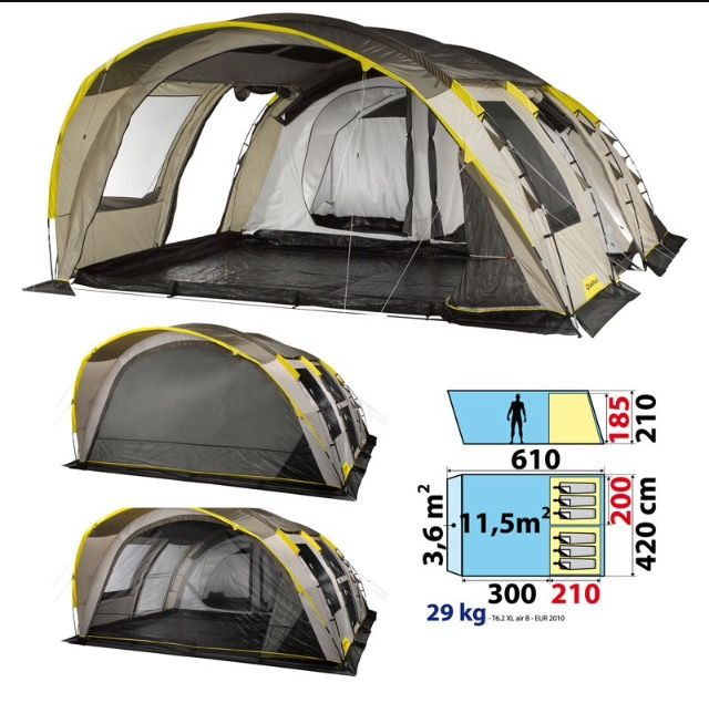 Toile De Tente 6 2xl Quechua Tente Familiale Toile De Tente Tente Camping Familiale