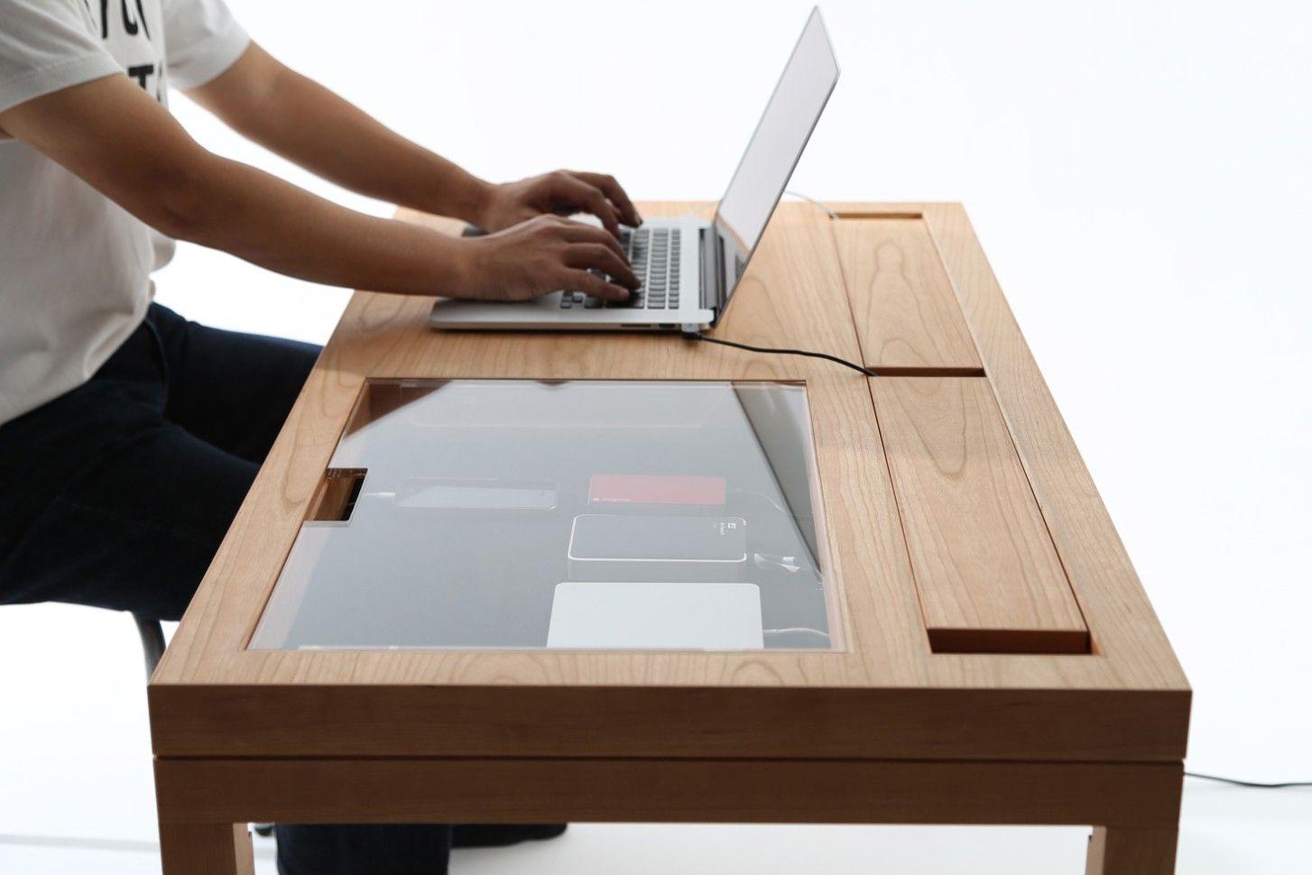 Bureau wt par consentable ไอเดียสำหรับบ้าน desks