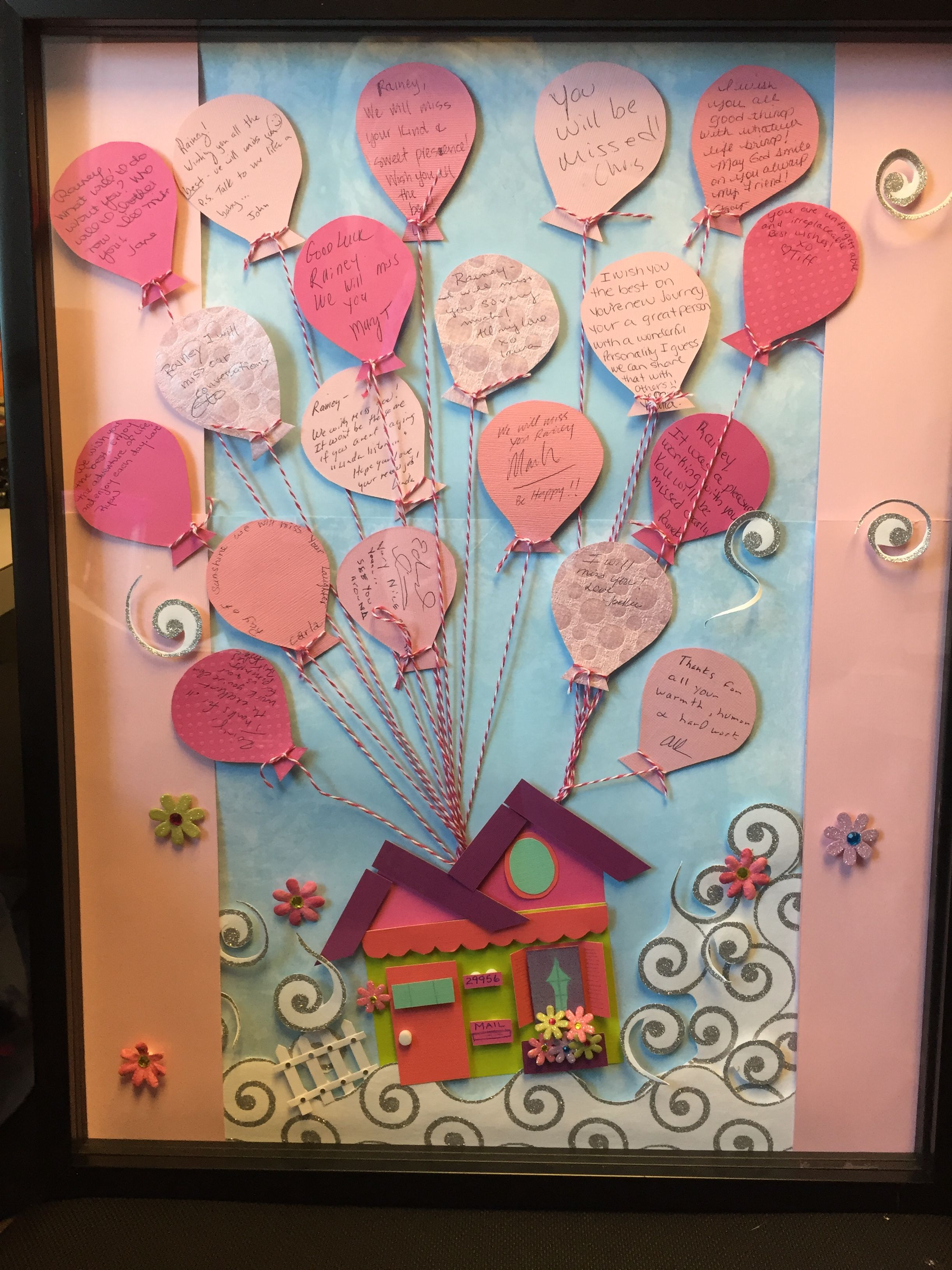 gift card craft ideas up themed going away cakes to the rescue 4548
