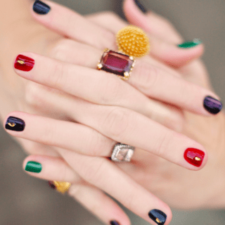 Fitting in with the Seasonal Trends: Best Nail Art for Fall!