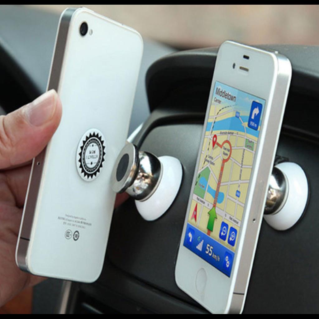 Magnetic Phone Car Mount Magnet Air Vent Mount 360/° Rotation Car Phone Holder