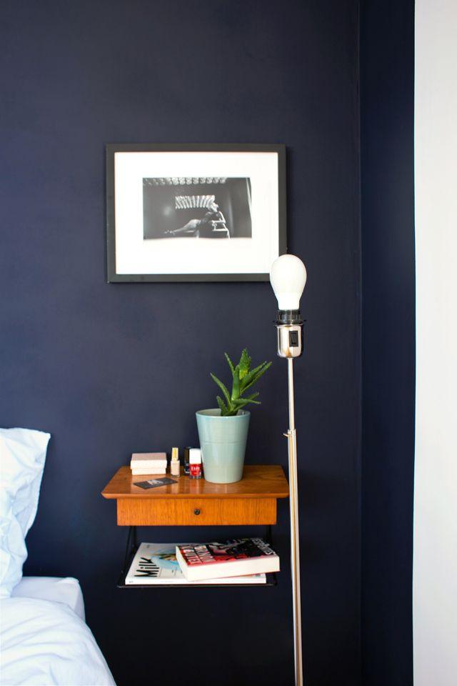 myl ne saint ouen home table de chevet murale chevet. Black Bedroom Furniture Sets. Home Design Ideas