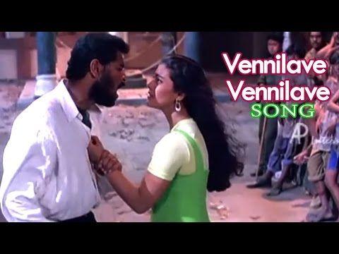 Minsara Kanavu Tamil Movie Songs Vennilave Song Prabhu Deva Kajol Ar Rahman Youtube Movie Songs Film Song Tamil Video Songs