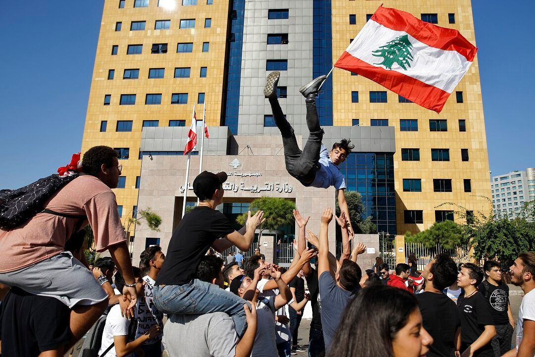 Fox News Lebanon Protests Turn Deadly As Local Party Official Killed Latest News Headlines Hd Movies Online New World