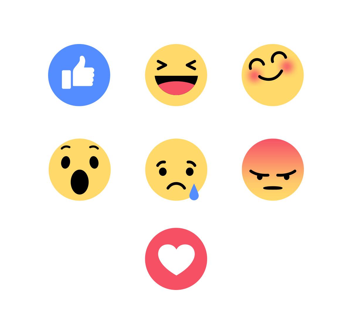 Facebook Emoji Freebie Fb Emoji Emoji Cute Icons