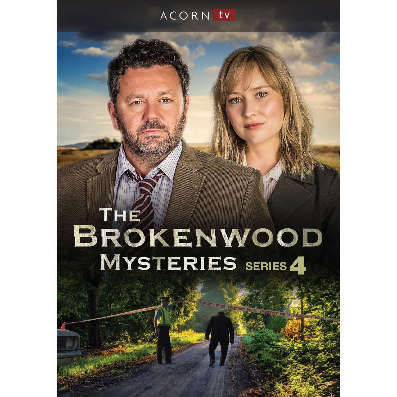 Brokenwood Mysteries: Series 4 Dvd & Blu-ray - Blu-ray