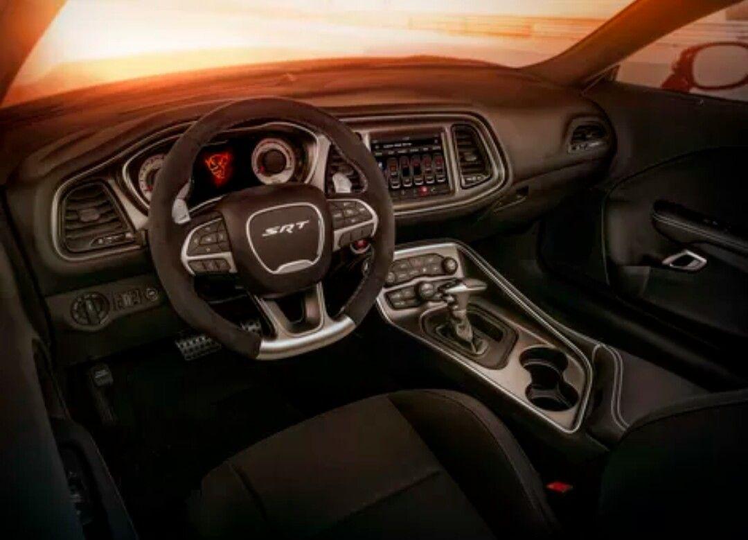 2018 Dodge Challenger Srt Demon Dashboard Challenger Srt Demon Dodge Challenger Srt Demon