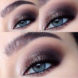 Nighttime makeup for blue eyes | johannation's Instagram photos | Pinsta.me - Explore All Instagram Online
