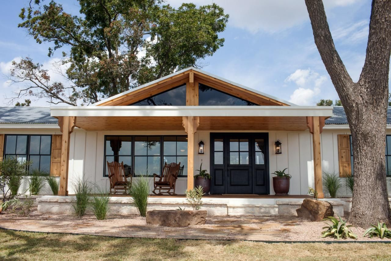 House. Joanna s Design Tips  Southwestern Style for a Run Down Ranch