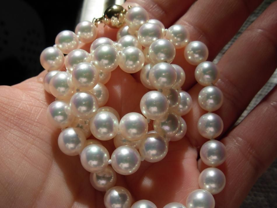 What Does Hanadama Mean Akoya Pearls Pearls Jewelry