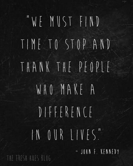 Quotes About Making A Difference In People S Lives