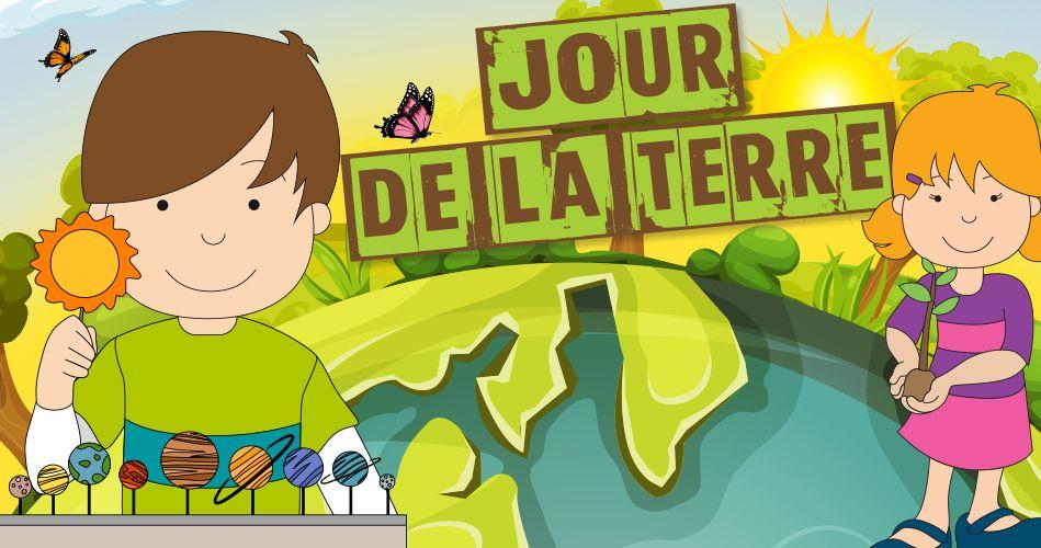 Le Jour De La Terre Activites Pour Enfants Educatout Education Character Fictional Characters