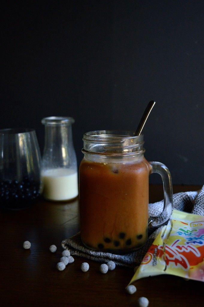 #CoffeeBreak- Vietnamese Boba Coffee   Coffee and Salt