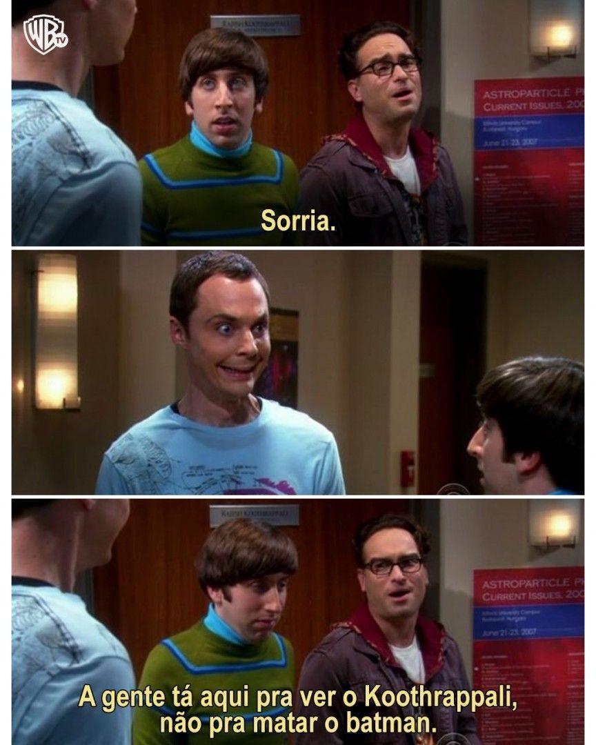 Ainda Sem Teorias Físicas Que Expliquem Como Sheldon Cooper