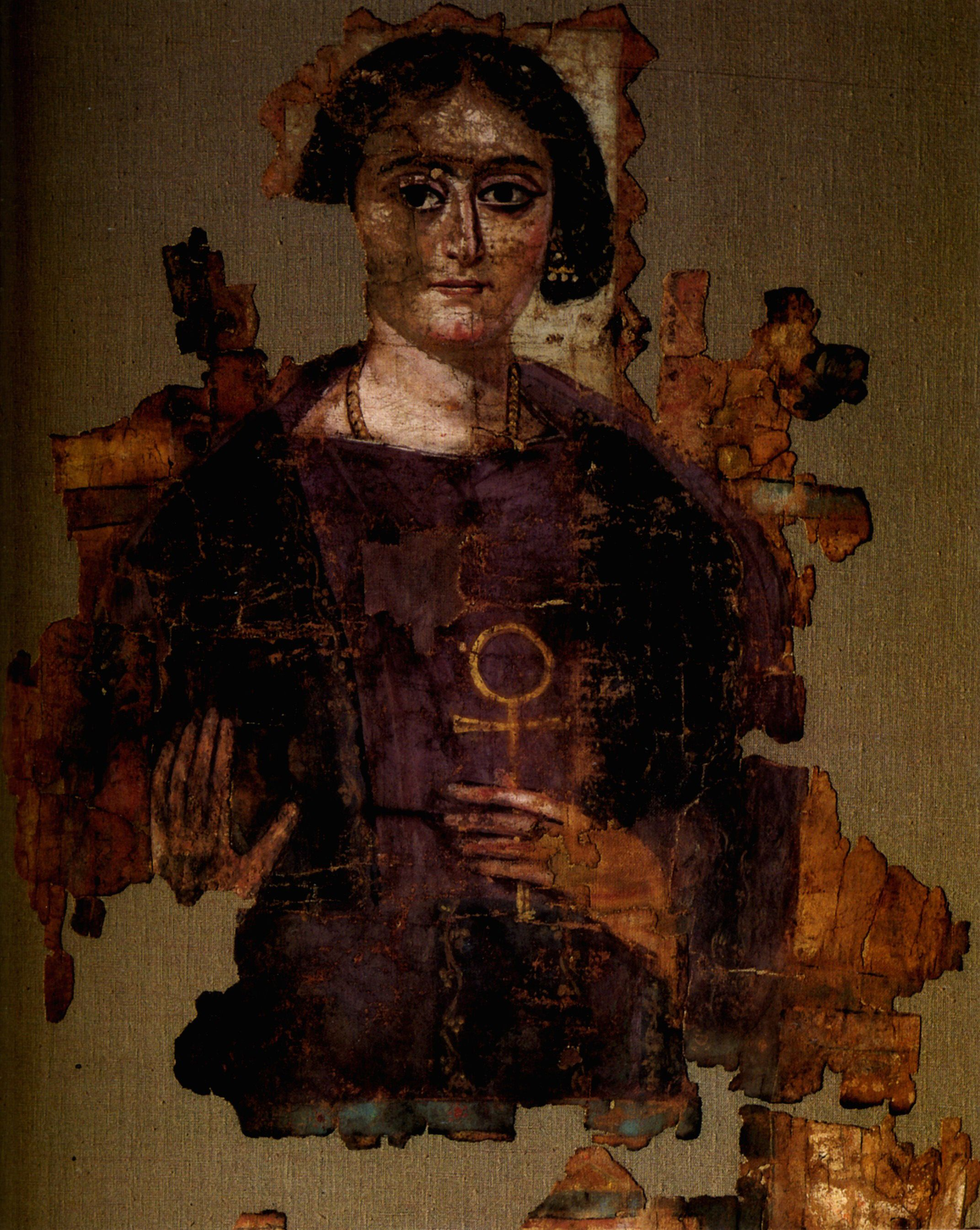 EGYPTE - Portraits du Fayoum - Arrête ton char   фаюмский ...