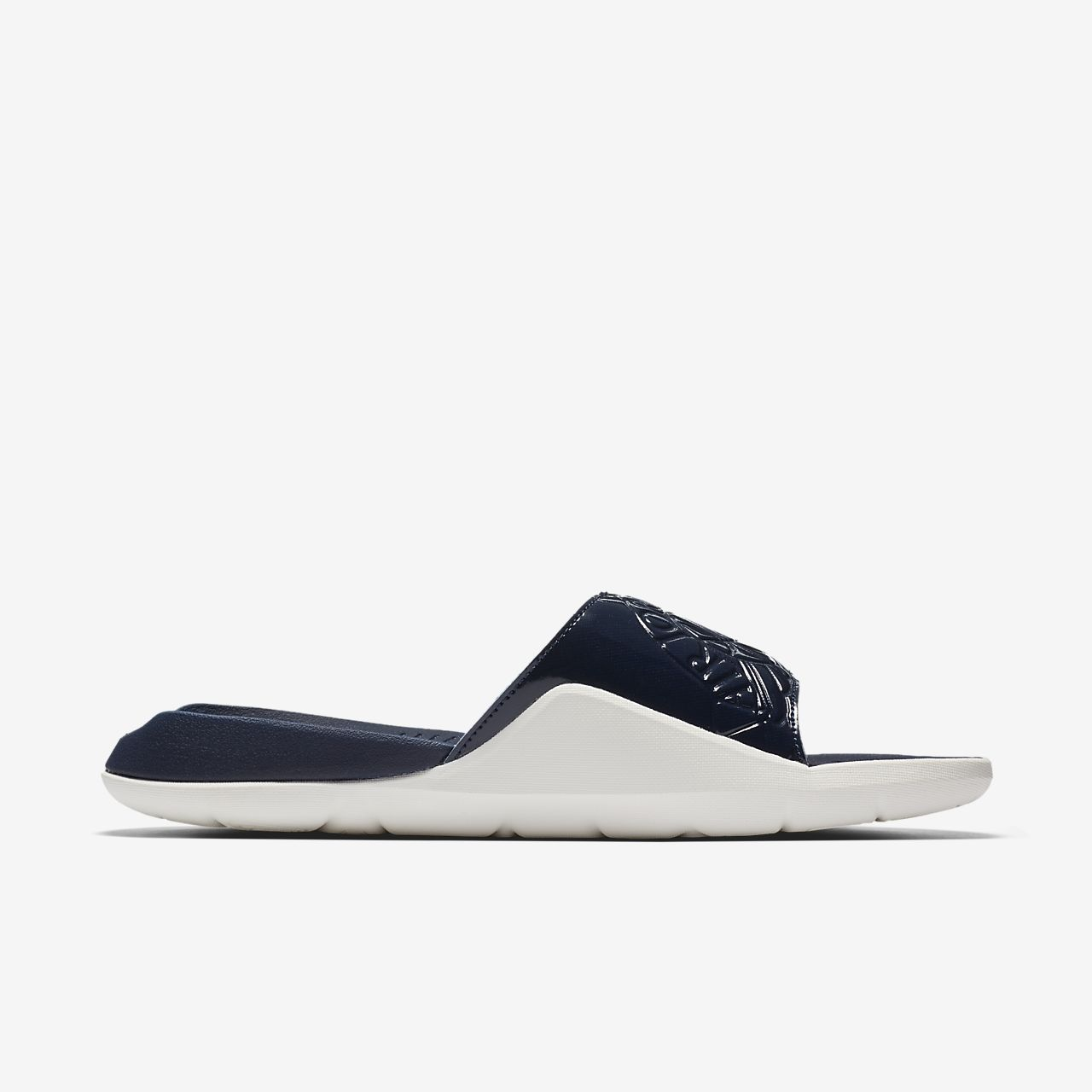 15f2d91624e1  50 Jordan Hydro 7 RE2PECT Men s Slide SOLD by NIKE.com The Jordan Hydro 7  RE2PECT Men s Slide provides a cushioned footbed and adjustable strap for  all-day ...