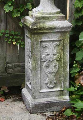 Liberick Pedestal Urn Planters Garden Urns Decorative 400 x 300