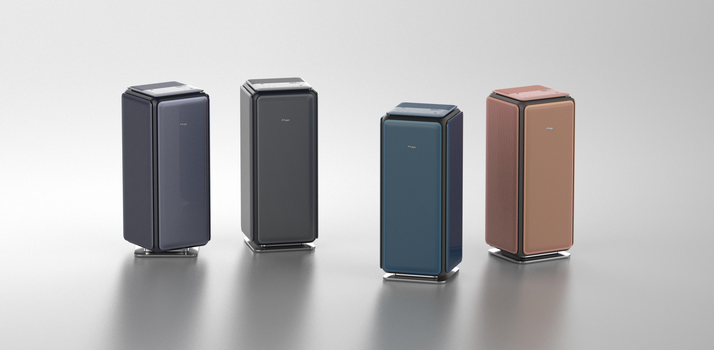 SK magic air purifier designed by BKID air purifier