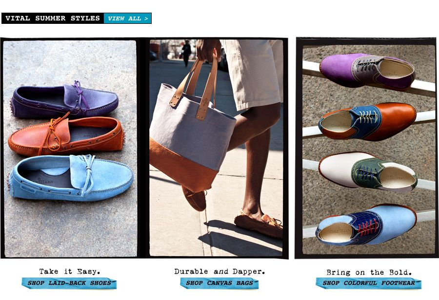 Cole Haan : Colorize and Mesmerize