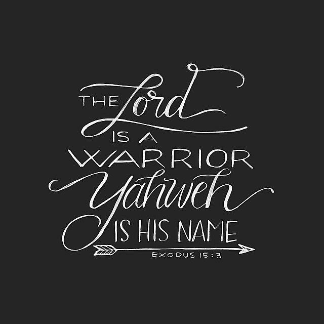 Mighty Warriors In The Bible: Savior King. Eternal One. Adonai. Almighty. Elohim