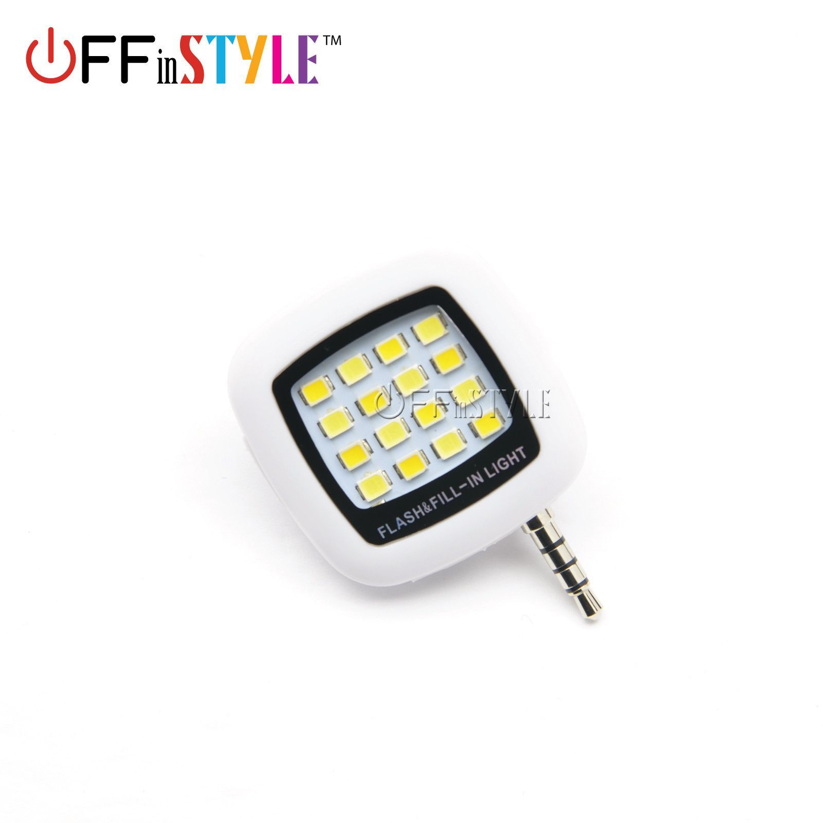 Mini Selfie LED Flash Light