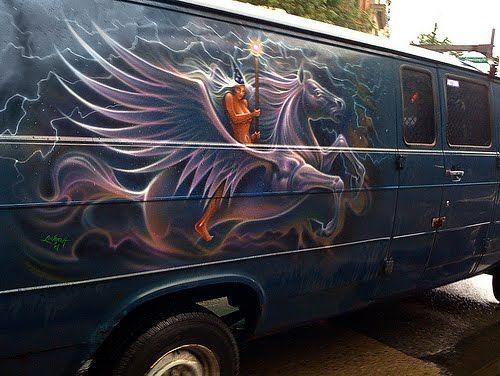Cyclopeatron More Fantasy Van Murals