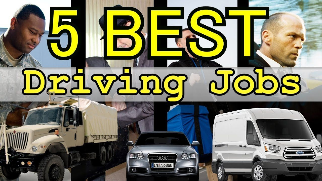 Top 5 Five Best Courier Driver Jobs How To Be A Real Life