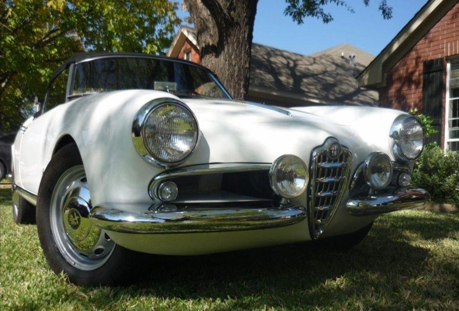 1958 Alfa Romeo Giulietta FerrariPink in 2020 Alfa