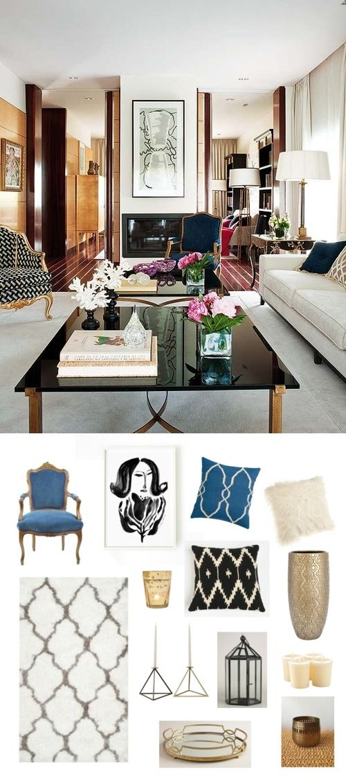 Interior Design Online: A Mix Of Modern And Traditional
