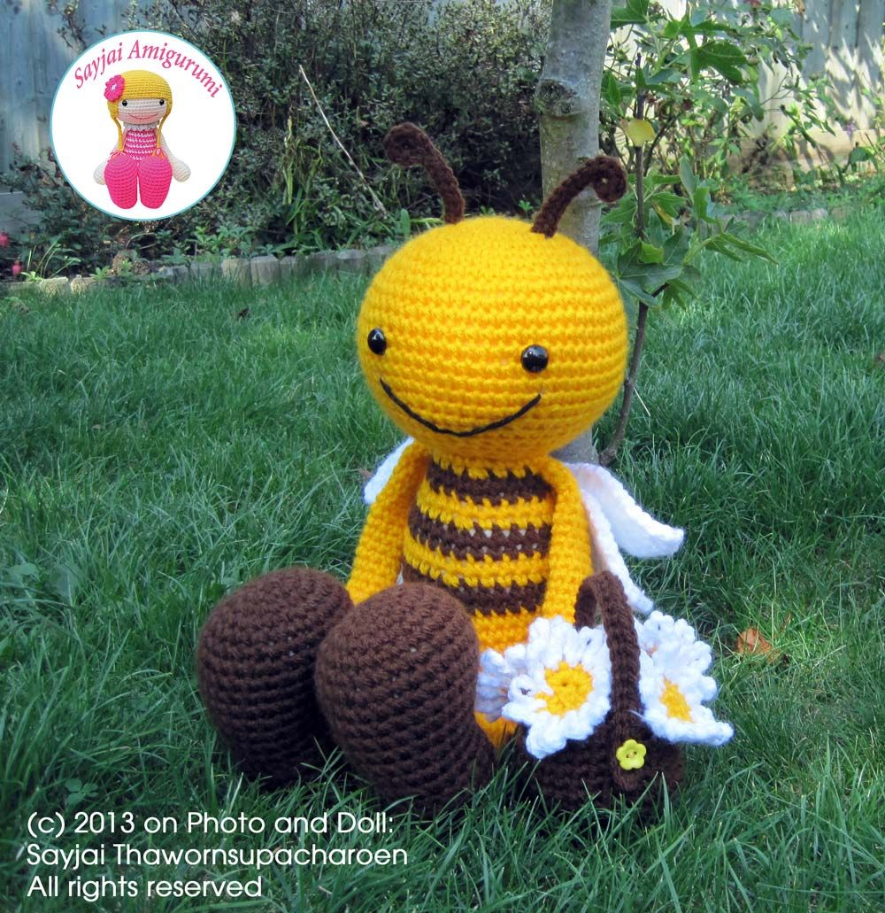 Sayjai amigurumi crochet patterns ~ K and J Dolls / K and J ...