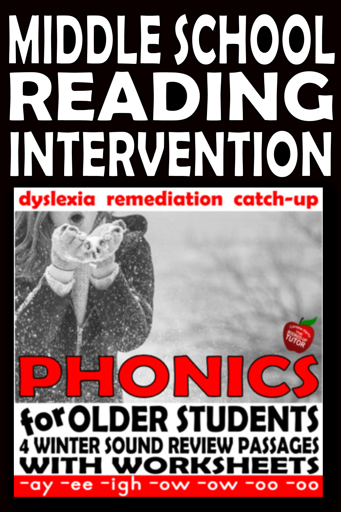 Dyslexia Phonics Older Students Phonics Reading