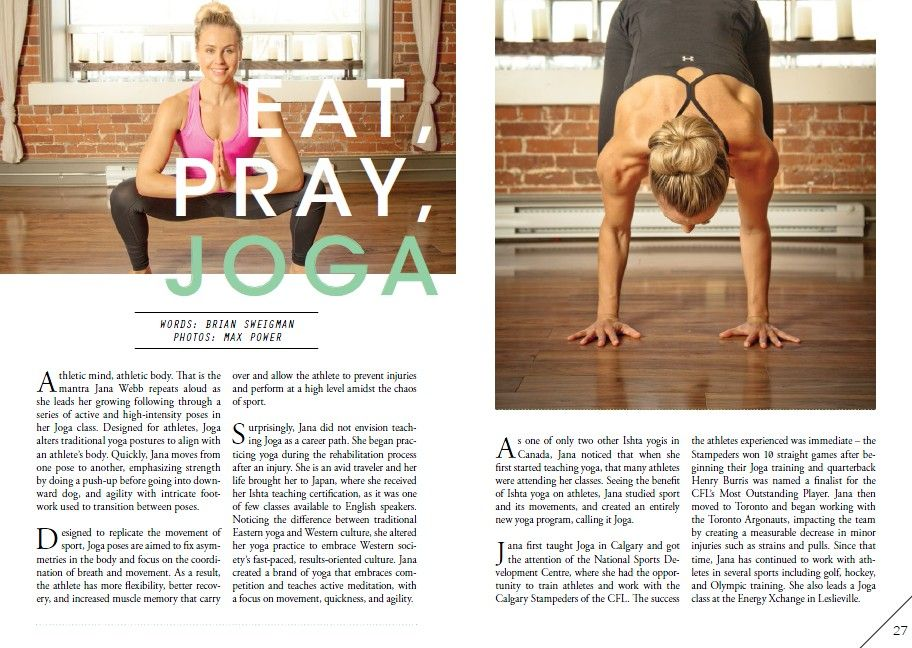 Magazine article Yoga | Spreads | Pinterest | Yoga, Search and ...