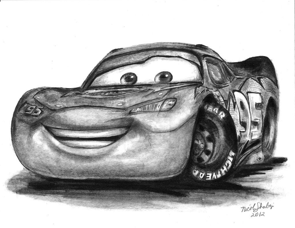 Lightning McQueen by linus108Nicole.deviantart.com on @DeviantArt ...