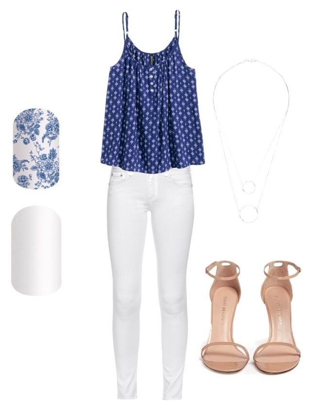 """Spring Ready"" by lindsay-faulk-terry on Polyvore featuring rag & bone, H&M, Stuart Weitzman and Witchery"