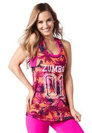 Team Zumba Loose Tank l #zumbawear