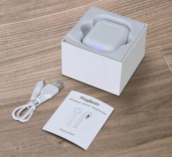 PlayBeatz Could Lookalike Wireless Earphones Be Better