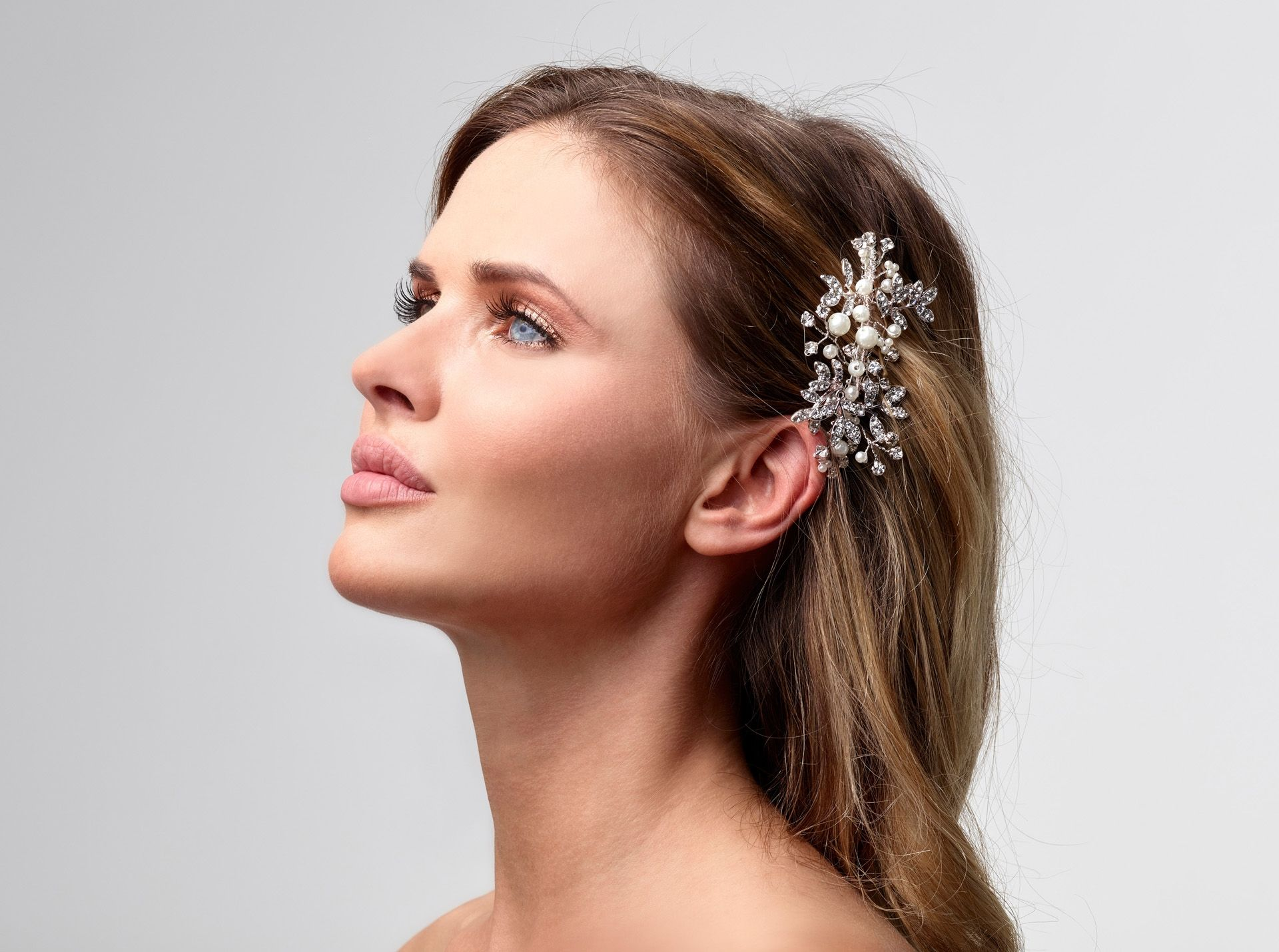 Mooi haar accessoire van Poirier  Bruids accessoires  Pinterest