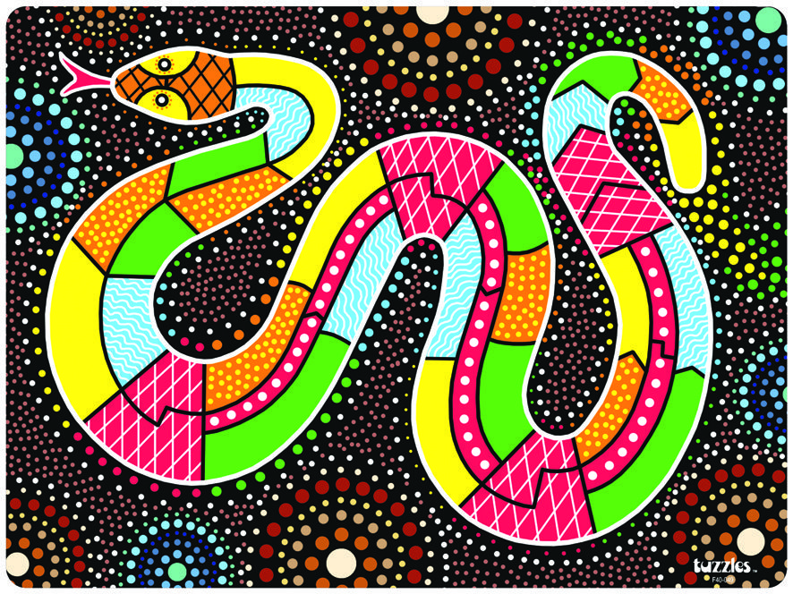 Rainbow Serpent Rainbow Serpent Rainbow Snake Aboriginal Art