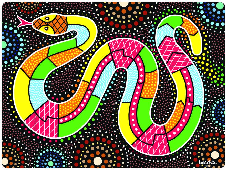 Rainbow Serpent Rainbow Serpent Rainbow Snake Aboriginal Art